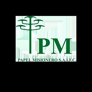 pm papel misionero